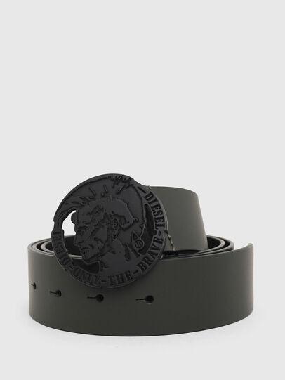 Diesel - B-TARZO, Dark Green - Belts - Image 2