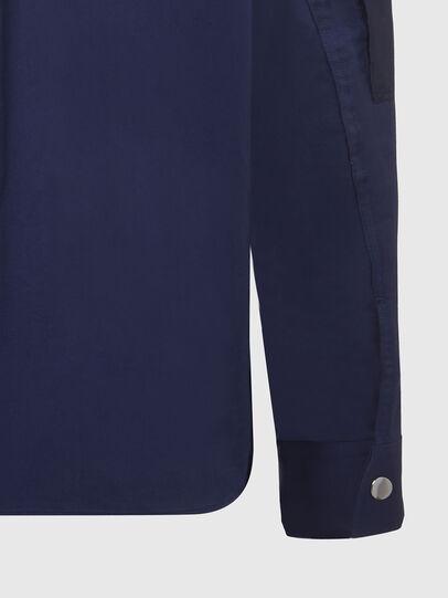 Diesel - S-AUSTIN, Blue - Shirts - Image 5