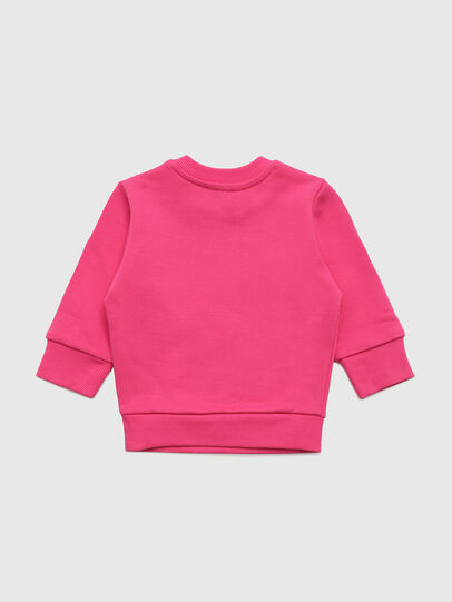 Diesel - SCREWDIVISION-LOGOB, Pink - Sweaters - Image 2