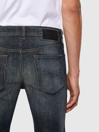 Diesel - Buster 009EP, Dark Blue - Jeans - Image 4
