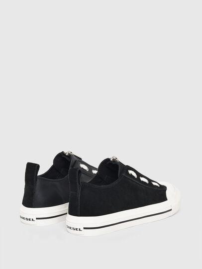 Diesel - S-ASTICO LZIP, Black - Sneakers - Image 3