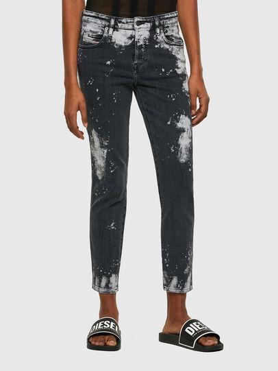 Diesel - Babhila 009RM, Black/Dark grey - Jeans - Image 1