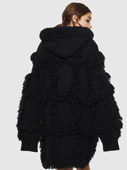 Diesel - M-LYNE, Black - Winter Jackets - Image 6