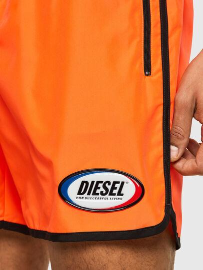 Diesel - BMBX-REEF-40, Orange - Swim shorts - Image 3