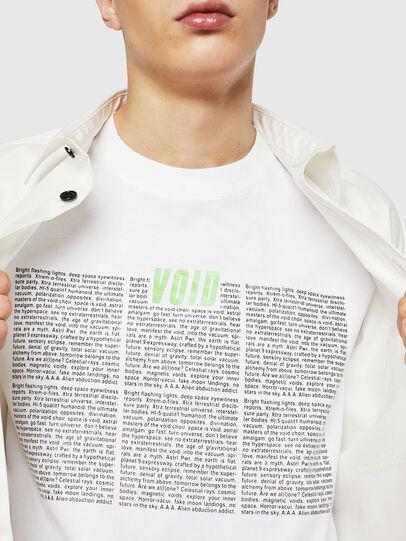Diesel - T-JUST-LS-NEW,  - T-Shirts - Image 3