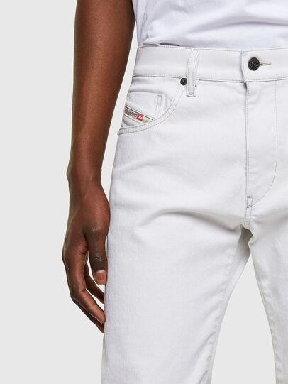 Diesel - D-Strukt 003AF, White - Jeans - Image 3