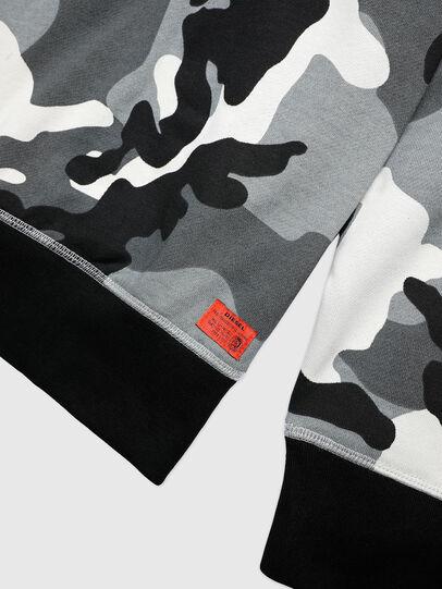 Diesel - UMLT-BRANDON-Z, Grey/Black - Sweaters - Image 4