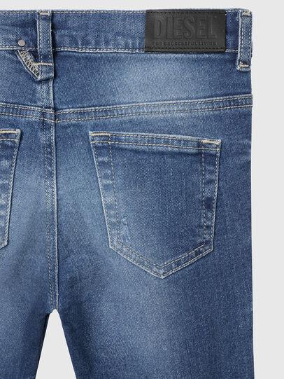 Diesel - D-SLANDY-HIGH-J, Medium blue - Jeans - Image 4