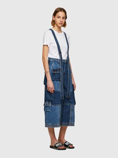 Diesel - DE-AMETHY, Medium blue - Pants - Image 5