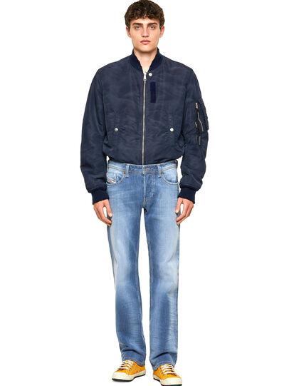 Diesel - Larkee 009NF, Light Blue - Jeans - Image 5