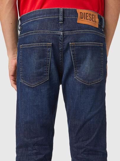 Diesel - D-Fining 009ZU, Dark Blue - Jeans - Image 4