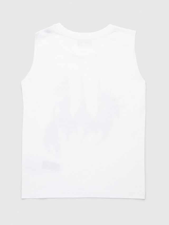 Diesel - TWESSY, White - T-shirts and Tops - Image 2