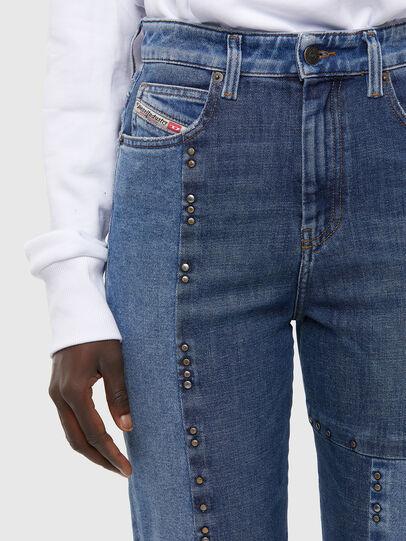 Diesel - D-Eiselle 009KP, Light Blue - Jeans - Image 3
