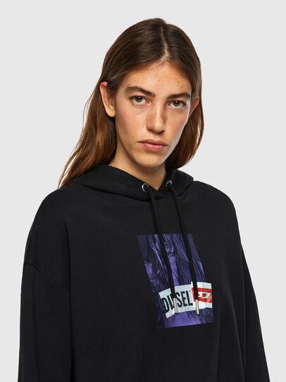 Diesel - F-MAGDALENA-B2, Black - Sweaters - Image 3