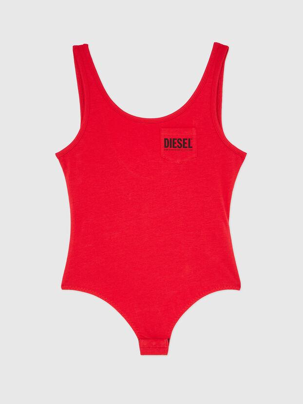 UFBY-BODYHI, Red - Bodysuits