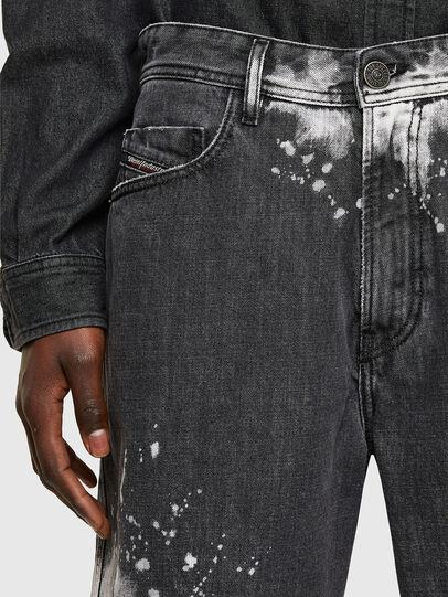 Diesel - D-WILLOH-X-SP, Black - Shorts - Image 3