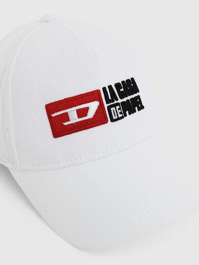 Diesel - LCP-CAP, White - Caps - Image 3