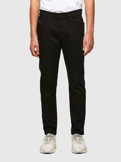 Diesel - D-Fining 0688H, Black/Dark grey - Jeans - Image 1