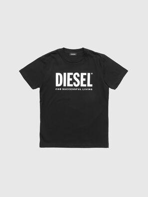 TJUSTLOGO, Black - T-shirts and Tops