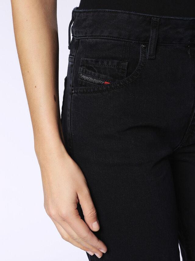 NEEKHOL-SP 084SL, Black Jeans