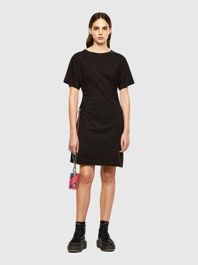 Diesel - D-AISY, Black - Dresses - Image 1