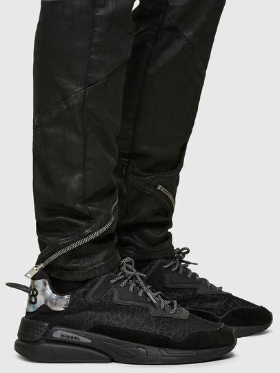 Diesel - D-Strukt 069TK, Black/Dark grey - Jeans - Image 4
