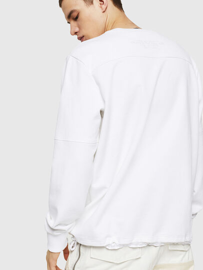 Diesel - S-MENKOV, White - Sweaters - Image 2