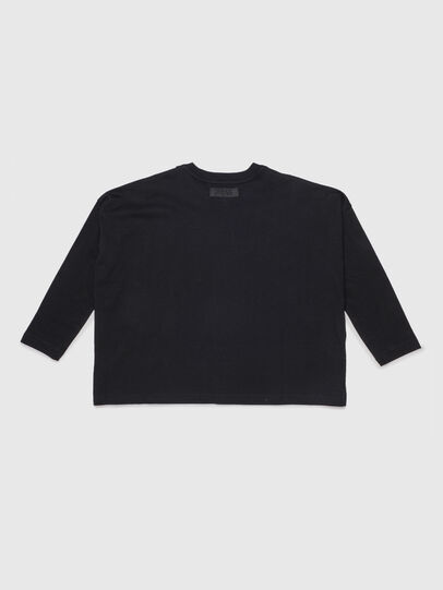 Diesel - TGIANJ, Black - T-shirts and Tops - Image 2