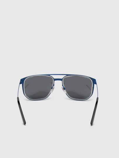 Diesel - DL0294, Blue - Sunglasses - Image 4