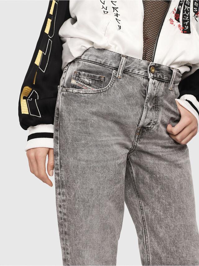 Diesel - Aryel 8880X, Light Grey - Jeans - Image 3