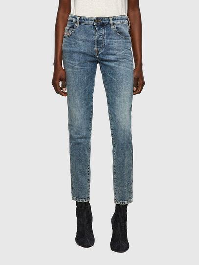 Diesel - Babhila 069WC, Medium blue - Jeans - Image 1