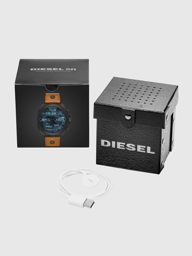 Diesel DT2002, Brown - Smartwatches - Image 5