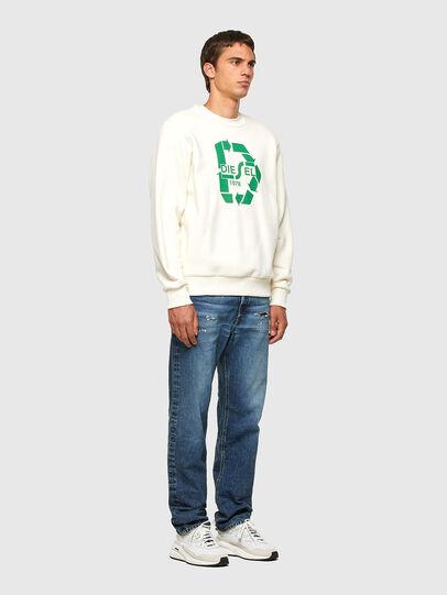 Diesel - S-GIRK-N81, White - Sweaters - Image 7