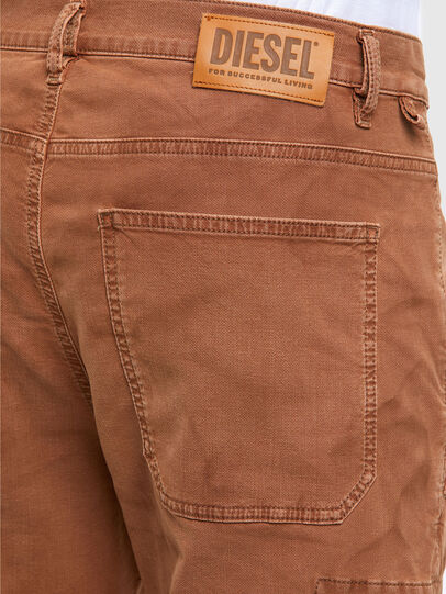 Diesel - D-Krett JoggJeans® 069RJ, Light Brown - Jeans - Image 4