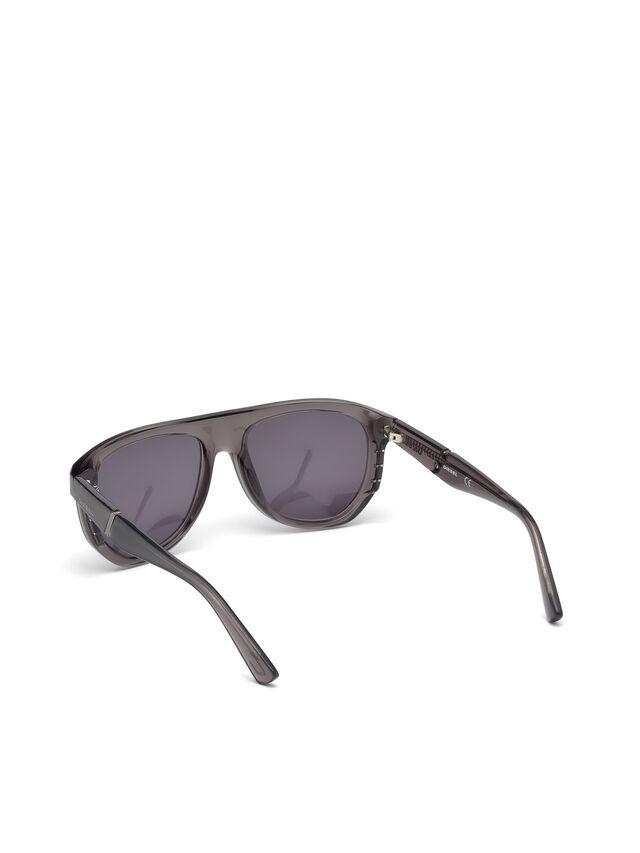 Diesel - DL0255, Grey - Eyewear - Image 2