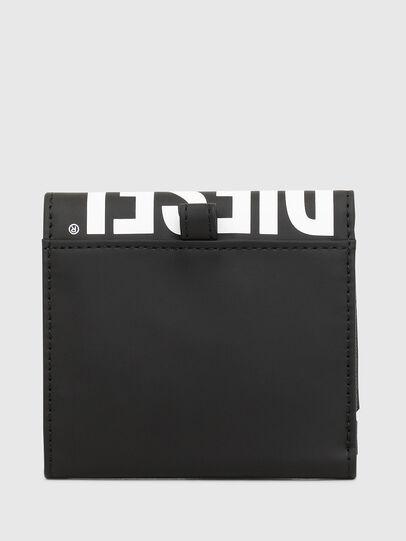 Diesel - YOSHINO LOOP II, Black - Small Wallets - Image 2