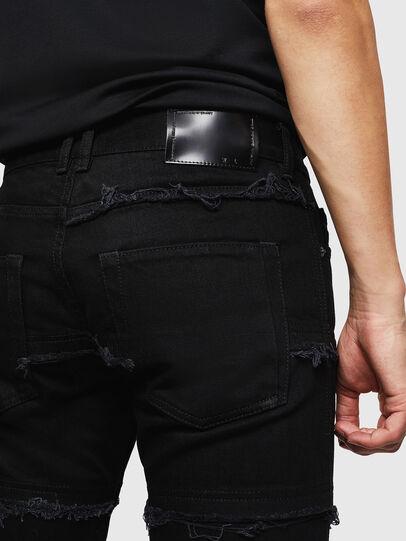 Diesel - TYPE-2813-X, Black - Jeans - Image 3