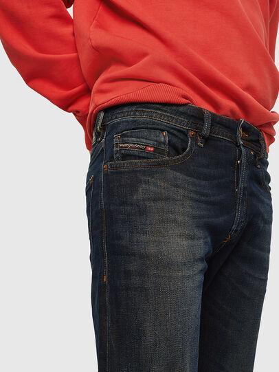 Diesel - Buster 0890Z, Dark Blue - Jeans - Image 3