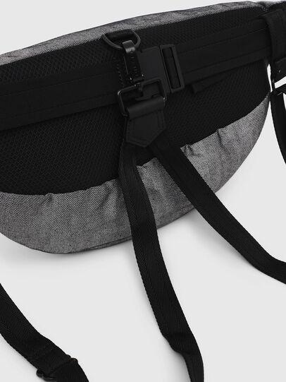Diesel - TRIBELT, Gray/Black - Belt bags - Image 4