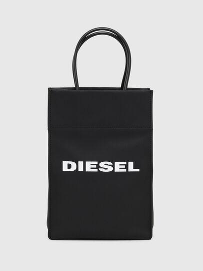 Diesel - SAKETTINO, Black - Shopping and Shoulder Bags - Image 1