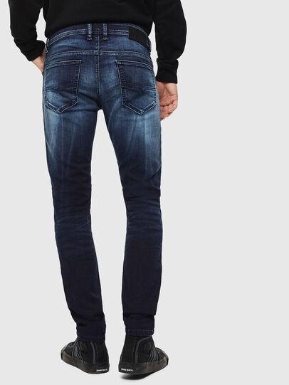 Diesel - Thommer JoggJeans 069IE, Dark Blue - Jeans - Image 2