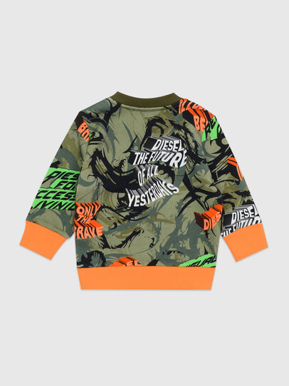 Diesel - SANDYB, Green - Sweaters - Image 2