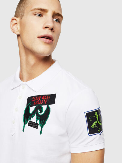 Diesel - T-POLO-PATCHES,  - Polos - Image 2