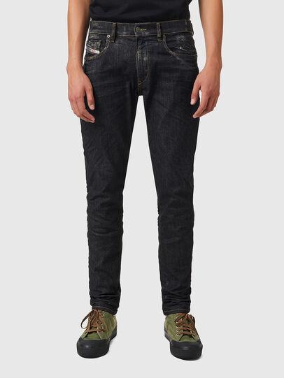 Diesel - D-Strukt 09A87, Black/Dark grey - Jeans - Image 1