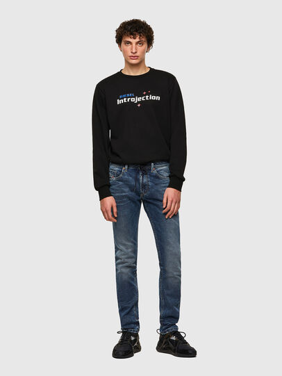 Diesel - Thommer JoggJeans® 069SR, Dark Blue - Jeans - Image 5