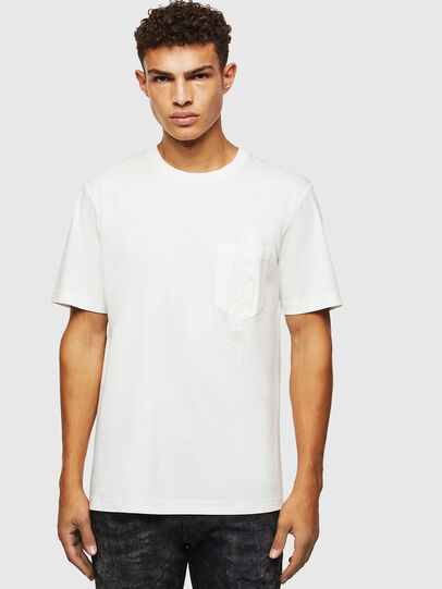 Diesel - T-JUST-POCKET-J1,  - T-Shirts - Image 1