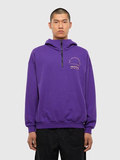 Diesel - S-UMMERZI, Violet - Sweaters - Image 1