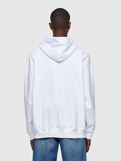Diesel - S-UMMER-A84, White - Sweaters - Image 2