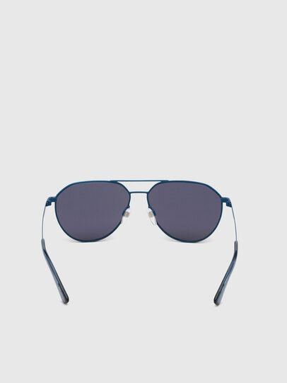 Diesel - DL0296, Azure - Sunglasses - Image 4