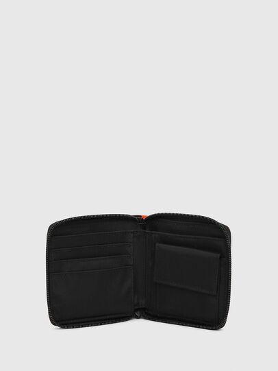 Diesel - ZIPPY HIRESH S, Orange - Zip-Round Wallets - Image 3